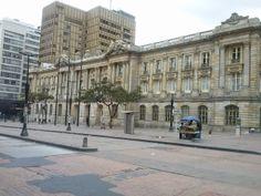 edificio Carlos Lleras antigua sede de la gobernacion de Cundinamarca
