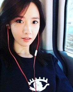 """Girls' Generation's YoonA asked fans to make sure to listen to Taeyeon's solo debut track """"I&qu"""