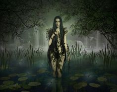 Rusalka is a water spirit or water nymph. Description from pinterest.com. I searched for this on bing.com/images