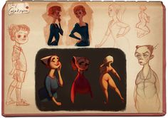 Mixed Bag • Art of Celia Kaspar