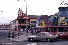 Playland - Western Neighborhoods Project - San Francisco History