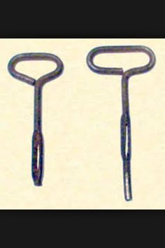 "These came attached to some food items, like canned ham and coffee. You used the""key"" to twist off and remove a sharp strip of metal sealing the can . My Childhood Memories, Sweet Memories, Objets Antiques, Retro Vintage, Vintage Items, Good Old Times, My Memory, Old Toys, The Good Old Days"