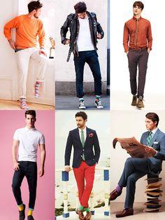 The Little Details: Sock Lookbook Inspiration