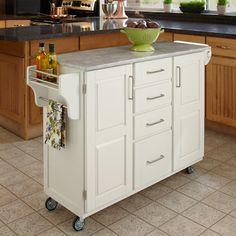 Drop Leaf Kitchen Island With Wine Rack » Thecadc.com   KITCHEN 8 ...