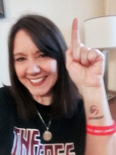 #8 is that a fake tatoo??   I stopped by the USA volleyball booth and I'll be handing out these tattoos to the #EDGEvbc team today at the Lonestar classic in Dallas! #USAV MOM  #LSC2014 #youcouldwin