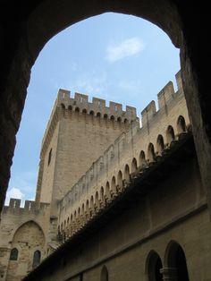 Avignon / Palacio de los Papas