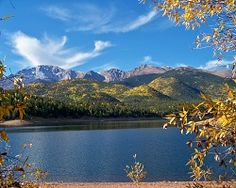 Crystal Reservoir, Colorado Springs
