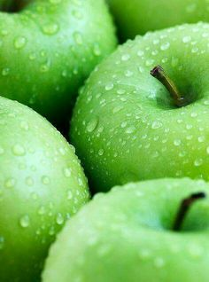 Green Apples - color inspiration