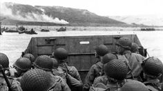 D-Day, 70 years ago