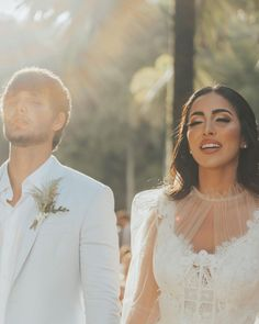 casamento Jade seba e Bruno Guedes Boho Chic, Jade, Wedding Dresses, Sim, Instagram, Fashion, Outdoor Ceremony, Actor, Female Actresses