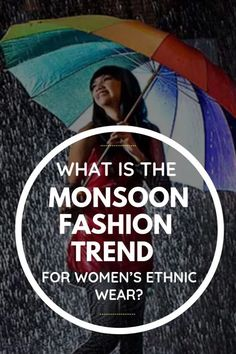 Every season brings along with itself something new and exciting. Talking about the monsoon, everyone in the Indian subcontinent gets excited about the Monsoon Fashion, Girl Fashion, Fashion Outfits, Fashion Trends, Monsoon Wedding, Which Is Correct, Coloured Leggings, Traditional Earrings, Types Of Women