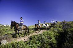 'Camí de cavalls': Ruta a caballo por Menorca #menorca #menorcamediterranea