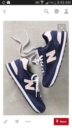 839eba0af6c New Balance Shoes Pastel Pink and Blue Sneakers - Mark Haroun - #BALANCE # .