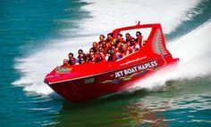 Groupon - $24 for a 75-Minute Jet-Boat Eco Tour from Jet Boat Naples ($49 Value) in Naples (Old Naples). Groupon deal price: $24.00