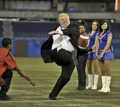 If you cannot get enough of Toronto's Mayor Ford, check out this BuzzFeed!