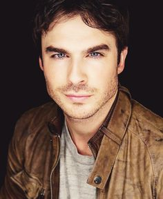 Ian Somerhalder-- alright, alright. he's starting to grow on me, thanks to my new found love of vampire diaries.