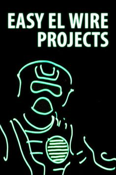 ebook on electroluminescent wire (EL wire) projects