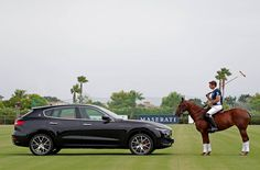 Maserati is once again with the world's best players and teams in Spain for the 46° Torneo Internacional de Polo in Sotogrande. Keep following us for all the news from the Santa María Polo Club #MaseratiPolo La Martina