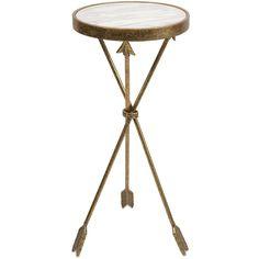Sale $139 - Arrow Marble Top Table