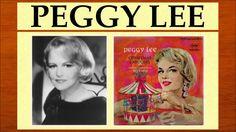 Peggy Lee - The Christmas Waltz