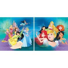 Disney Hercegnős párna