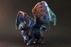 Demiurgus Dreams is a studio, founded by Evgeny Hontor, where amazing fantasy animal sculptures are born. Evgeny Hontor started sculpting in 2006 and founded...