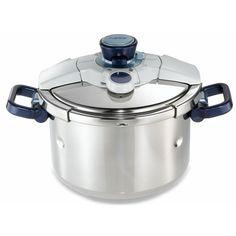 Tefal Clipso Control Plus Pressure Cooker 6L