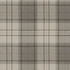 Barlow Grey wool fabric from Stroheim Plaid Fabric, Wool Fabric, Grey Fabric, Pattern Texture, Silver Fabric, Check Fabric, Wallpaper Size, Home Decor Fabric, Fabric Samples