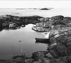 Klovharu - A Rocky Islet In The Gulf Of Finland