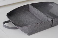HAND BAG / BUREL FACTORY by DANIEL VIEIRA DESIGN, via Behance