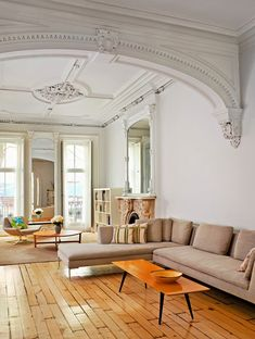 A 19th-century town house in Chelsea. Photo: Bruce Buck for The New York Times
