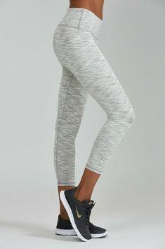 KYODAN Women Legging EXTRA SMALL /& LARGE BLUE /& WHITE STRIPE XS /& L NWT $68