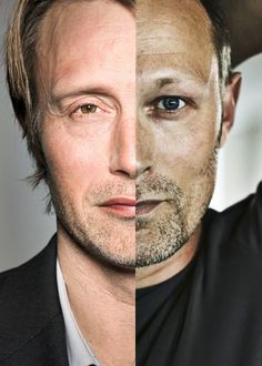 Mads & Lars Mikkelsen.