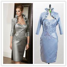 b77e6655994f vestidos elegantes para la abuela de la novia - Buscar con Google Motivi  Per Vestiti