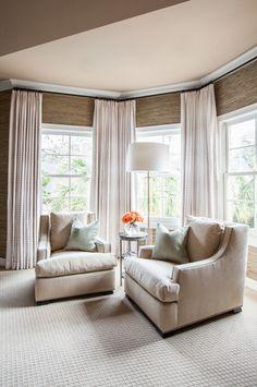 Uptown Elegance. Laura U Interior Design. #interiordesign #homedecor