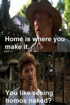 joe dirt is too funny lol Joe Dirt Memes, Joe Dirt Quotes, Tv Quotes, Movie Quotes, Funny Quotes, Song Quotes, Qoutes, Make A Girl Laugh, I Love To Laugh