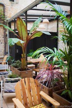 Coup de coeur à Bordeaux : le Palo Alto Café-téria