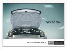#ads #marketing #creative #poster #advertising #campaign #reklama #śmieszne #commercial < repinned by www.apreklama.pl | Follow us on www.facebook.com/ApReklama https://www.instagram.com/arturjanas/