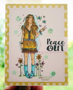 Willow Girl | Unity Stamp Co