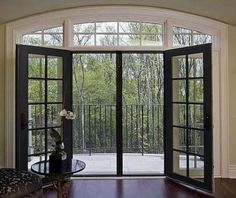 How to Choose Sliding Doors Exterior for Minimalist House Design French Doors With Screens, Sliding French Doors, Double French Doors, French Doors Patio, Sliding Patio Doors, Sliding Glass Door, Glass Doors, French Patio, Double Doors Interior