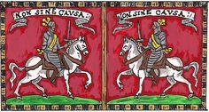 Parliament cavalry Cornet