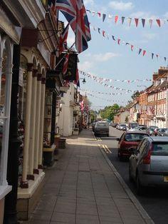 Stony Stratford in Buckinghamshire, Buckinghamshire