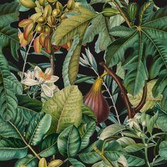 Tropics Wallpaper - Sample