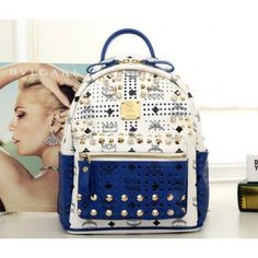 MCM Fashion Backpack New Arrival Medium 05