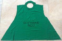 Cobertor facil de lactancia sin coser Via @Soy_Mama