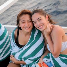 Kathryn Bernardo, Daniel Padilla, My Other Half, Bff Goals, Miss You, Dj, Photo And Video, Couple Photos, Cute