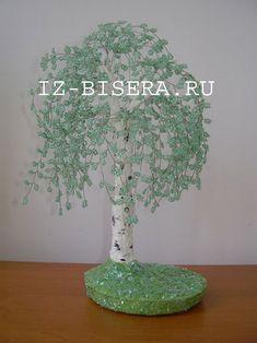как сделать бисерное <strong>ёлочка</strong> дерево