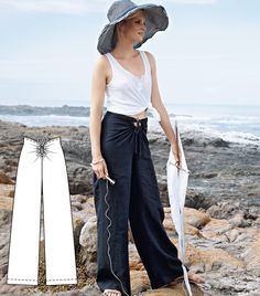 Read the article 'Indigo Summer: 11 New Women's Sewing Patterns' in the BurdaStyle blog 'Daily Thread'.