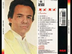 Jose Jose Esta Noche Te Voy A Estrenar 1983