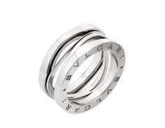 B.zero1 Ring AN858081 - Discover Bvlgari's collections and read more about the magnificent Italian jeweller on the official website.